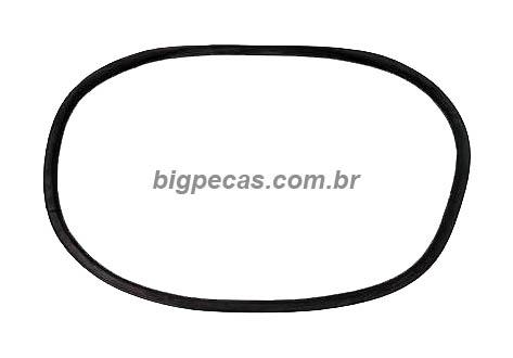BORRACHA VIDRO VIGIA CAM. VW 11130/ 13130/ 680/ 690/ 7110/ 8120