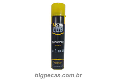 LUBRIFICANTE WHITE LUB M500 (SPRAY)