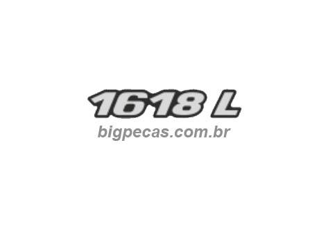 EMBLEMA RESINADO MB 1618 L