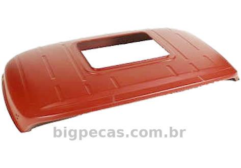 TETO COM FURO PARA ALÇAPÃO MB 1113 CABINE ALTA