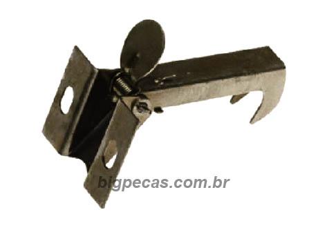 FECHADURA SUPERIOR CAPÔ DIANTEIRO D20/D40 (1991 ATÉ 1997)