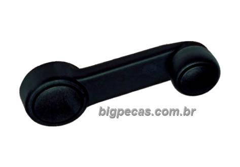MANIVELA VIDRO PORTA DIR/ESQ F1000 (1993 EM DIANTE)