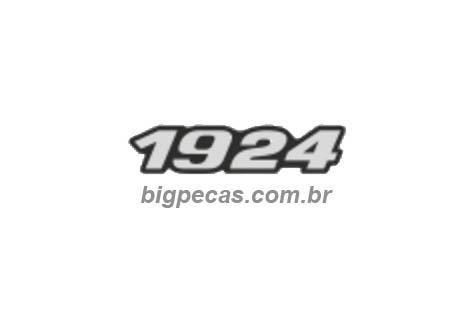 EMBLEMA RESINADO MB 1924
