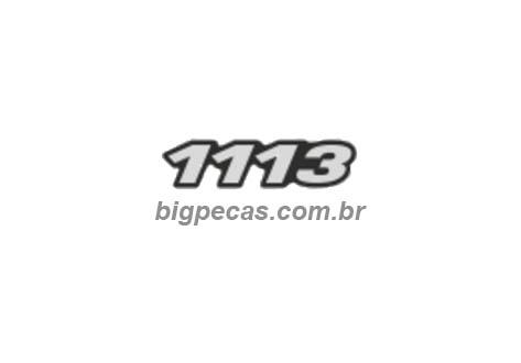 EMBLEMA RESINADO MB 1113