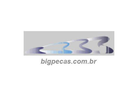 FAIXA 3 CORAÇÕES AZUL/PRATA MB (1996 ATÉ 1999)