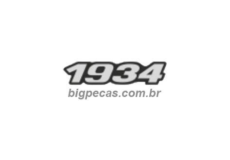 EMBLEMA RESINADO MB 1934