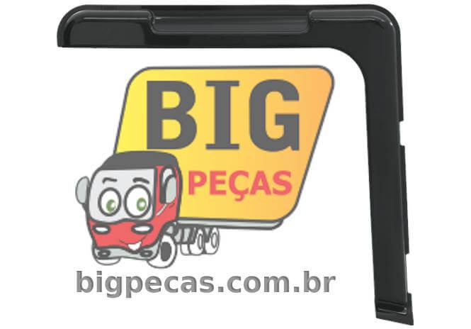 CALHA CHUVA ADESIVA SCANIA S4/S5