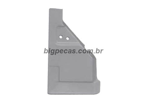 REVESTIMENTO LATERAL DO PEDAL CINZA MB 709/1941