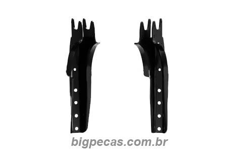 SUPORTE SUSPENSAO TRASEIRA CABINE SCANIA S5/S6