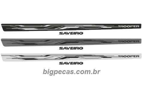 FAIXA TROOPER SAVEIRO 2012