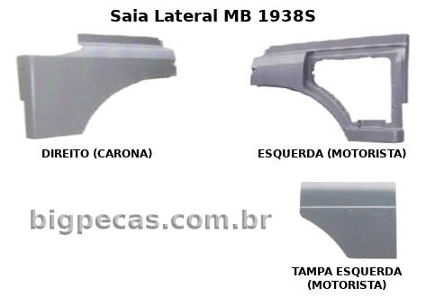 SAIA LATERAL/TAMPA MB 1938S/1944S