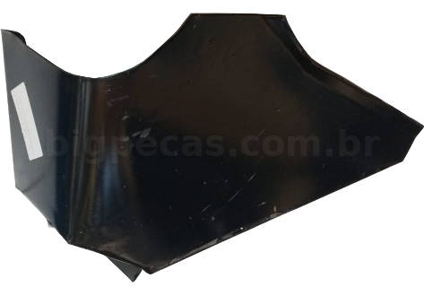 CANTO EXTERNO INFERIOR DA CABINE C10/D10