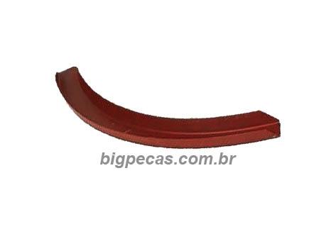 CALHA DA CURVA TRASEIRA TETO MB 1113/1518/AGL