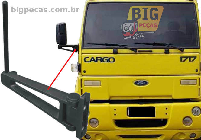 BRAÇO DO ESPELHO FORD CARGO