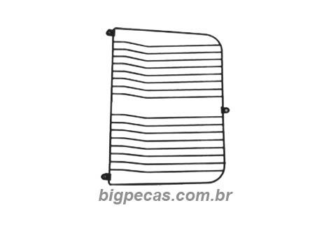 TELA FAROIS MB 1113/1114 CARA PRETA - (imagem meramente ilustrativa)