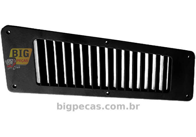 GRADE CAPÔ VOLVO NL/EDC - (imagem meramente ilustrativa)