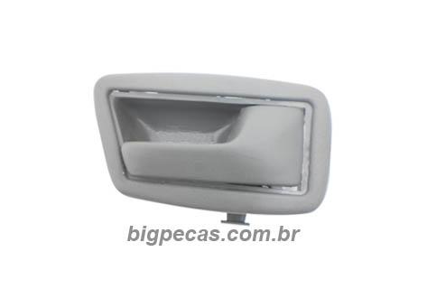 MAÇANETA INTERNA COMPLETA CINZA VW (2000 EM DIANTE)
