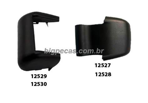 TAMPA DOBRADIÇA PORTA SCANIA S4 P94/124