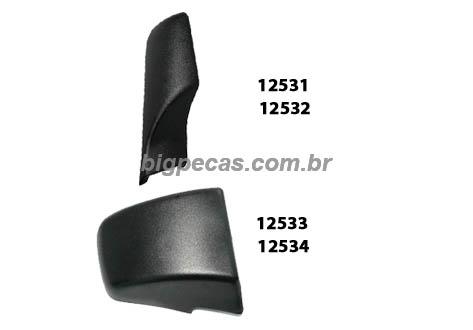 TAMPA DOBRADIÇA PORTA SCANIA S5/S6