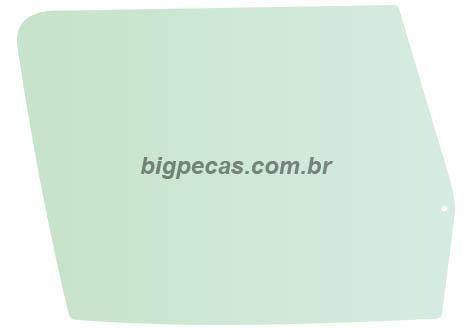 VIDRO PORTA STRALIS/TECTOR/EUROTECH