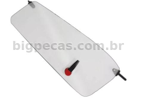 VIDRO QUEBRA-VENTO COM TRAVA MB 709/914/1620