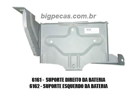 SUPORTE DA BATERIA F1000 (TODAS ATÉ 1992)