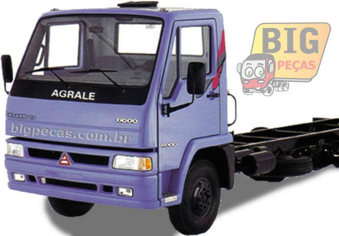AGRALE 6000 - (imagem meramente ilustrativa)